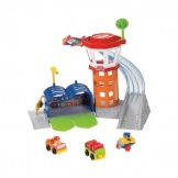 Fisher Price Little People Vliegveld Speelset