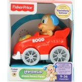 Fisher Price Speedsters Puppy's Car