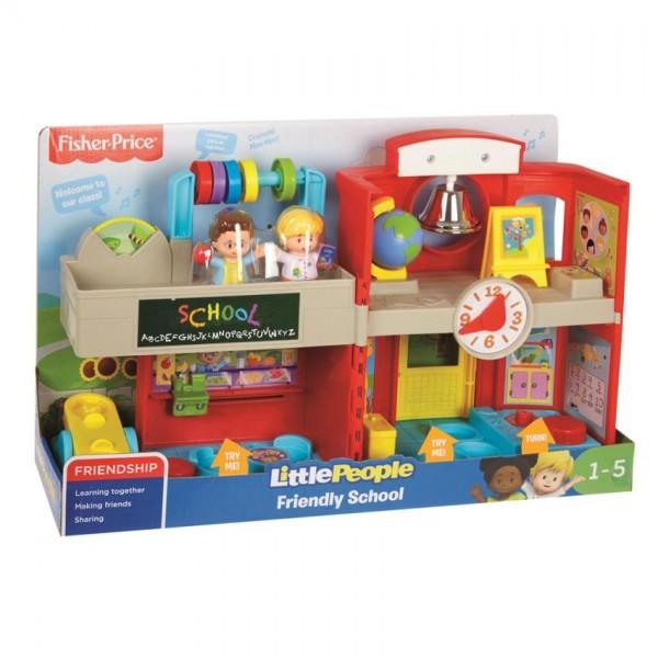 Fisher Price Little People Vriendelijke School NL