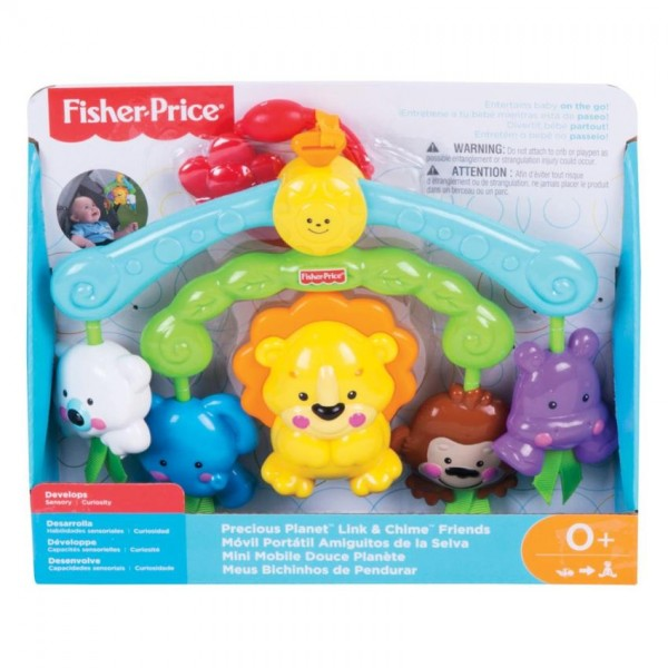 Fisher Price Newborn Precious Planet Mini Mobile