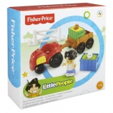 Fisher Price Little People Tractor en Trailer