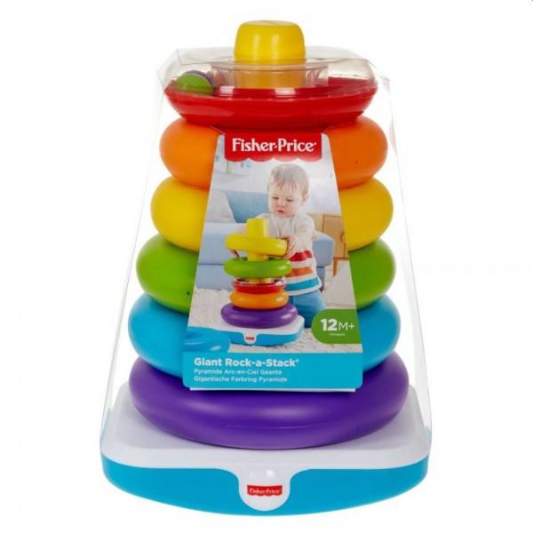 Fisher Price Grote Kleuren Ringpiramide