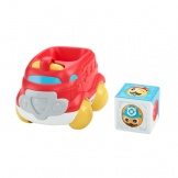 Fisher Price Rollende Voertuigjes