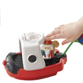 Fisher Price Little People Sinterklaasboot