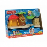 Fisher Price Little People bad speelset