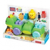 Mega Bloks First Builders Beweeg- En Swing-Rups