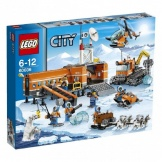 60036 Lego City Arctic Basiskamp