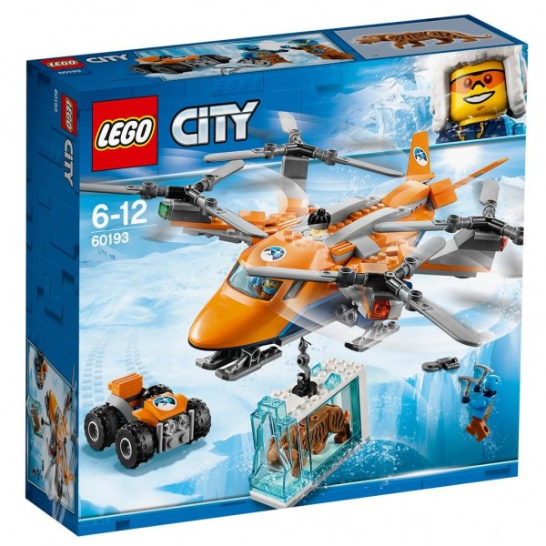 60193 Lego City Pool Luchttransport