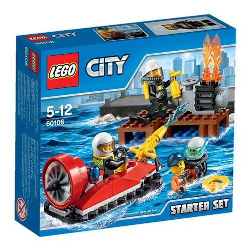 60106 Lego City Brandweer Starterset