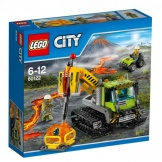60122 Lego City Vulkaan Crawler