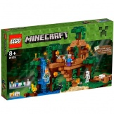 21125 Lego Minecraft De jungle boomhut