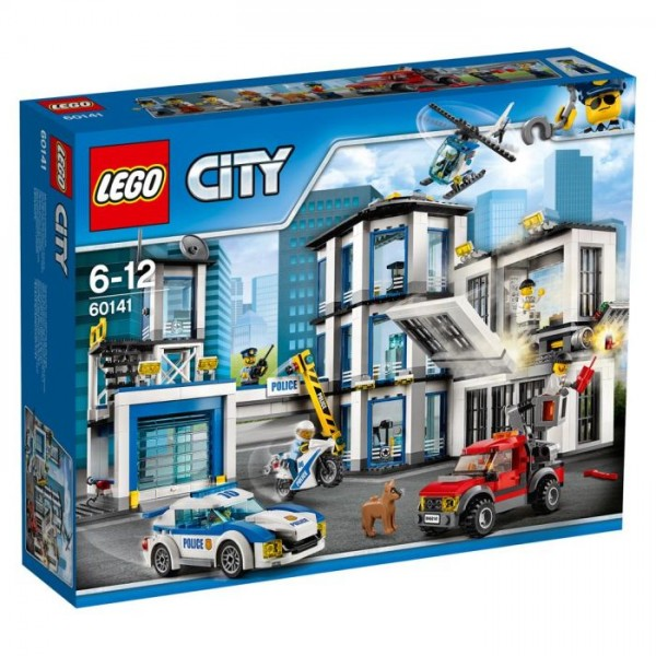 60141 Lego City - Politiebureau