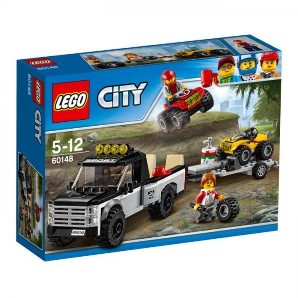 60148 Lego City - ATV Raceteam