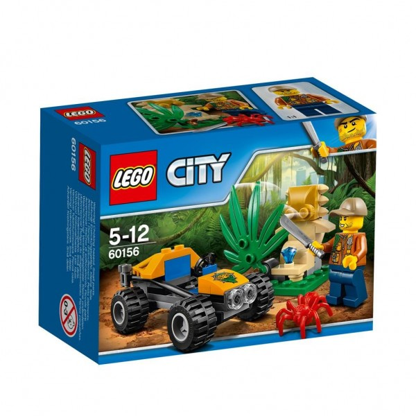 0156 Lego City Jungle Buggy