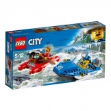 60176 Lego City Wilde Rivier Ontsnapping