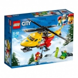 60179 Lego City Ambulance Helikopter