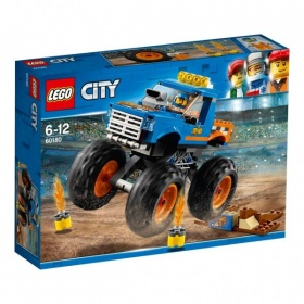 60180 Lego City Monstertruck