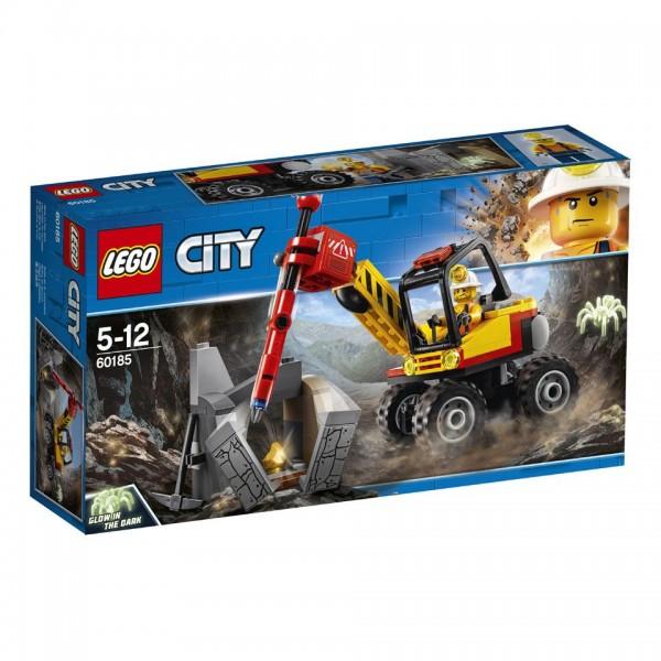 60185 Lego City Krachtige Mijnbouwsplitter