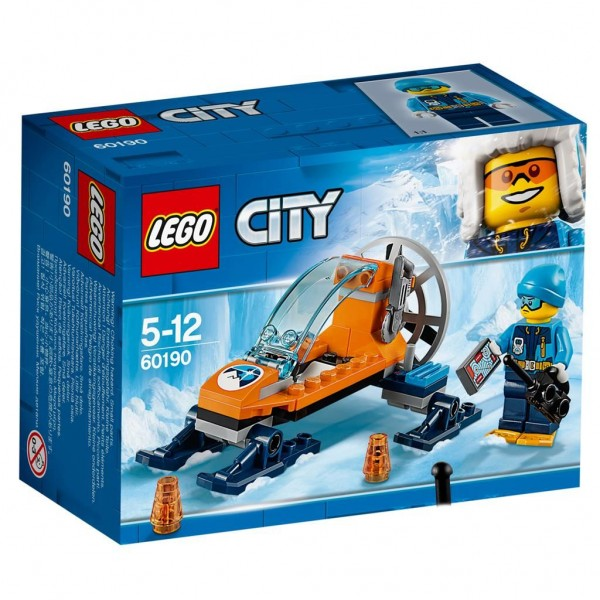 60190 Lego City Pool IJsglijder