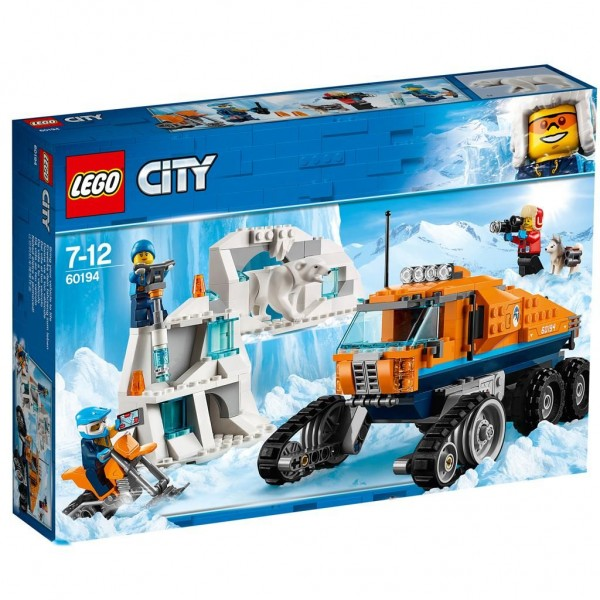 60194 Lego City Poolonderzoeker