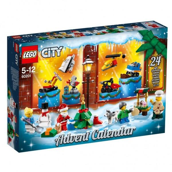 60201 Lego City Adventkalender