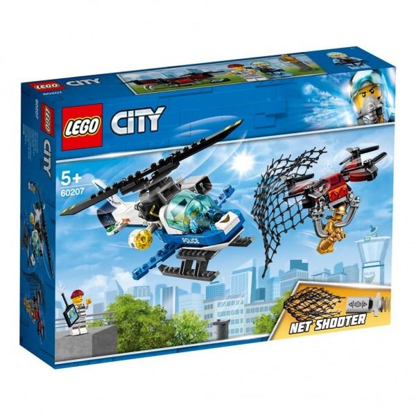 60207 Lego City Luchtpolitie Droneachtervolging