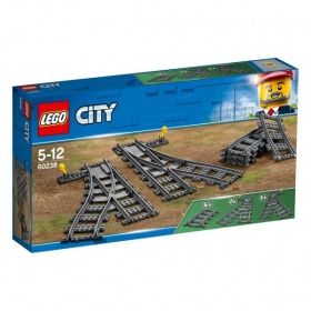 60238 Lego City Wissels