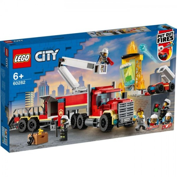 60282 LEGO City Fire Command Unit