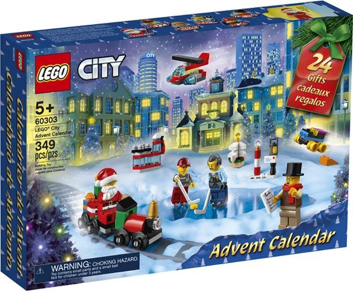 60303 Lego City Adventskalender