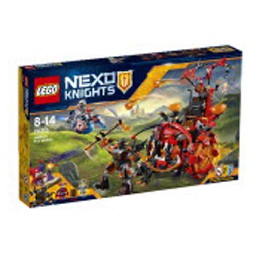 70316 Lego Nexo Knights Jestro's Evil Mobile