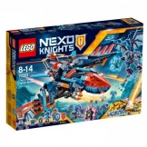 70351 Lego Nexo Knights Clay's Falcon Gevechtsblaster