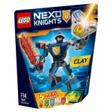 70362 Lego Nexo Knights Gevechtsuitrusting Clay