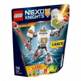 70366 Lego Nexo Knights Gevechtsuitrusting Lance