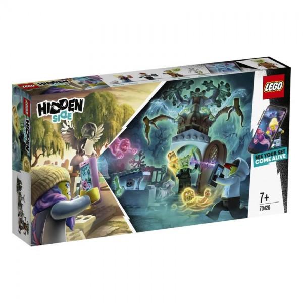 70420 Lego Hidden Side Kerkhofmysterie