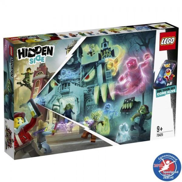 70425 Lego Hidden Side Newbury Spookschool
