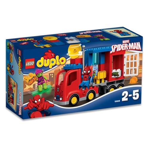 10608 Lego Duplo Spiderman Spider Truck avontuur