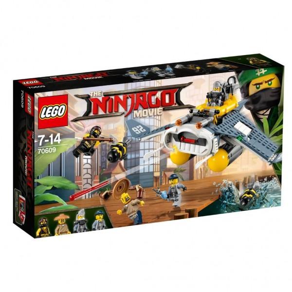 70609 Lego Ninjago Mantarog Bommenwerper