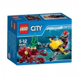 60090 Lego City Diepzee Duik Scooter