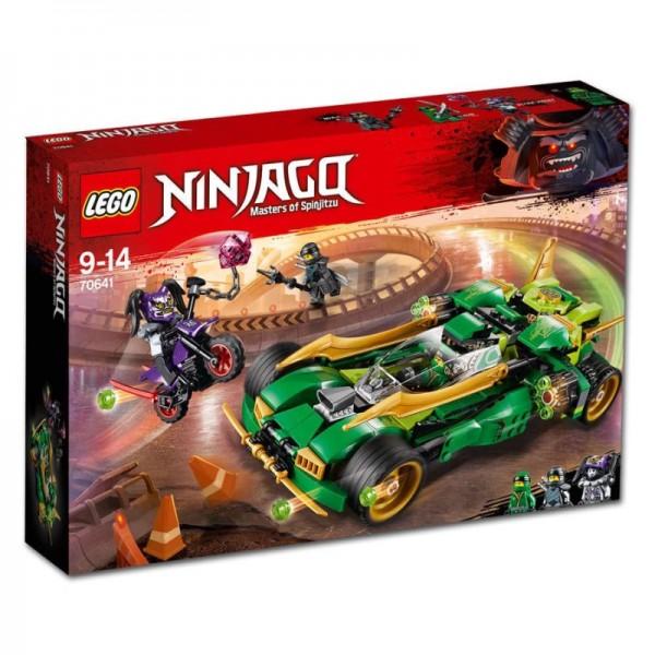 70641 Lego Ninjago Nachtracer
