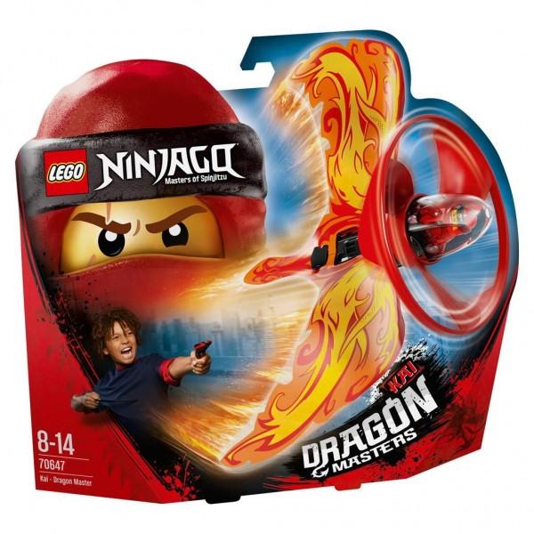 70647 Lego Ninjago Kai Drakenmeester