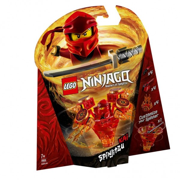 70659 Lego Ninjago Spinjitzu Kai
