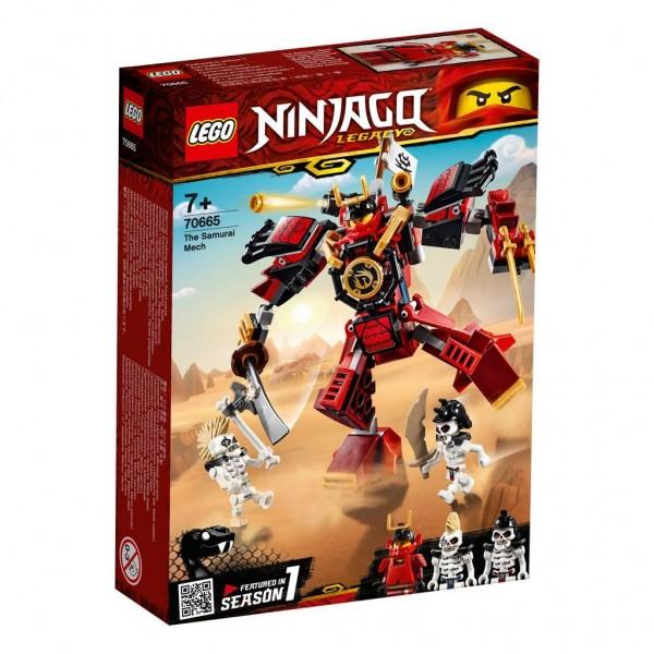70665 Lego Ninjago De Samurai Mech
