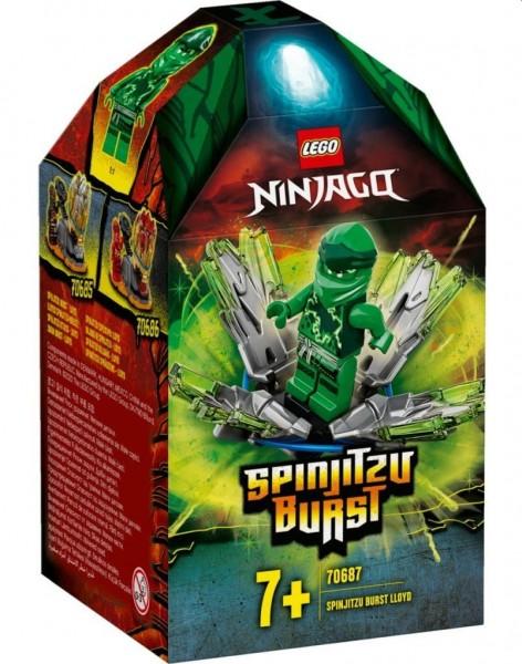 70687 Lego Ninjago Spinjitzu Burst - Lloyd