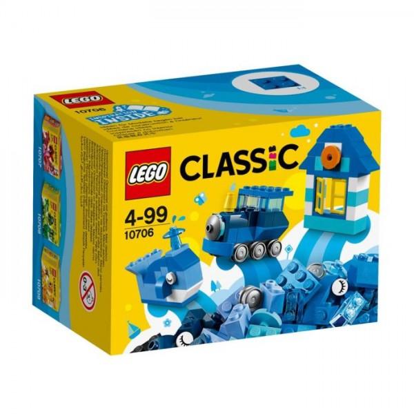 10706 Lego Classic - Blauwe Creatieve Bouwdoos