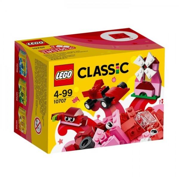 10707 Lego Classic - Rode Creatieve Doos