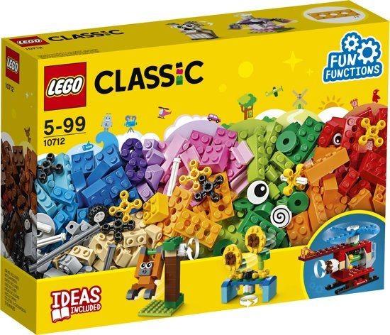 10712 Lego Classic Stenen En Tandwielen