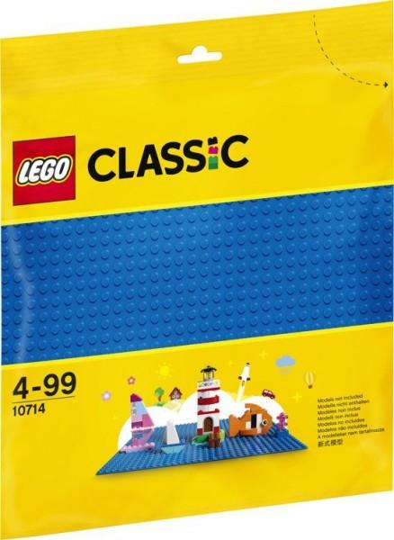 10714 Lego Blauwe Basisplaat