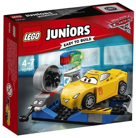 10731 Lego Junior Cars 3 Cruz Ramirez Race Simulator