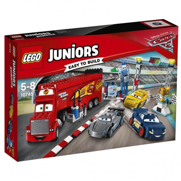 10745 Lego Juniors Cars Florida 500 Finalerace