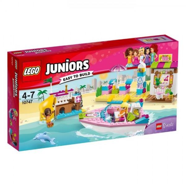 10747 Lego Juniors - Andrea En Stephanies Strandvakantie